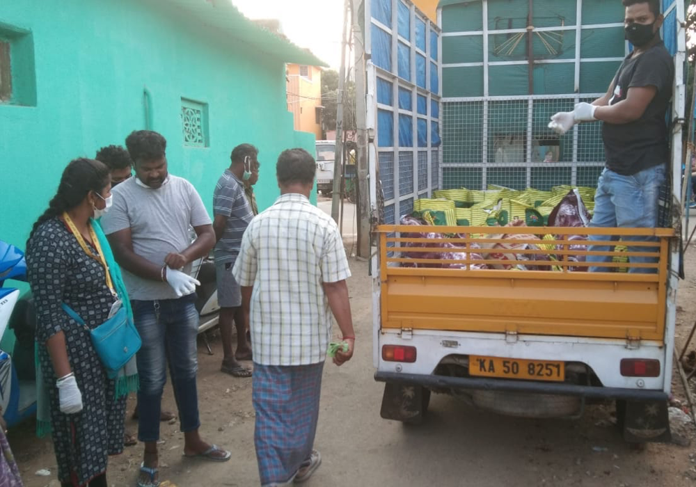 Food Relief Materials Ananthapuram