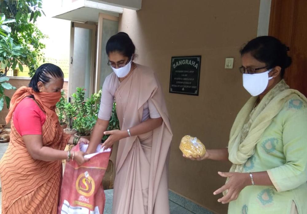 Food Relief Materials Ramamurthynagar