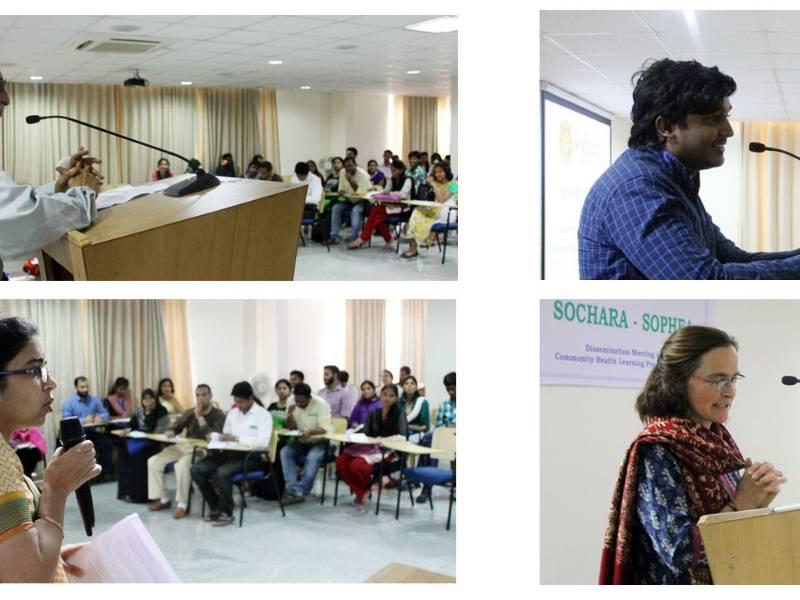 CHLP Dissemination Workshop Dec. 2016