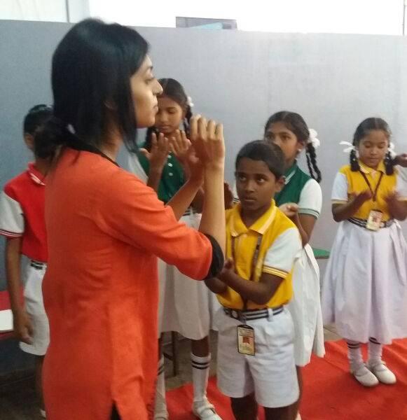 School Health -Health Promotion @ Bengaluru