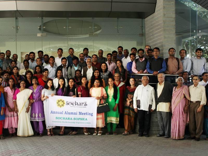 Annual Alumni Meeting 2015 - SOCHARA-SOPHEA