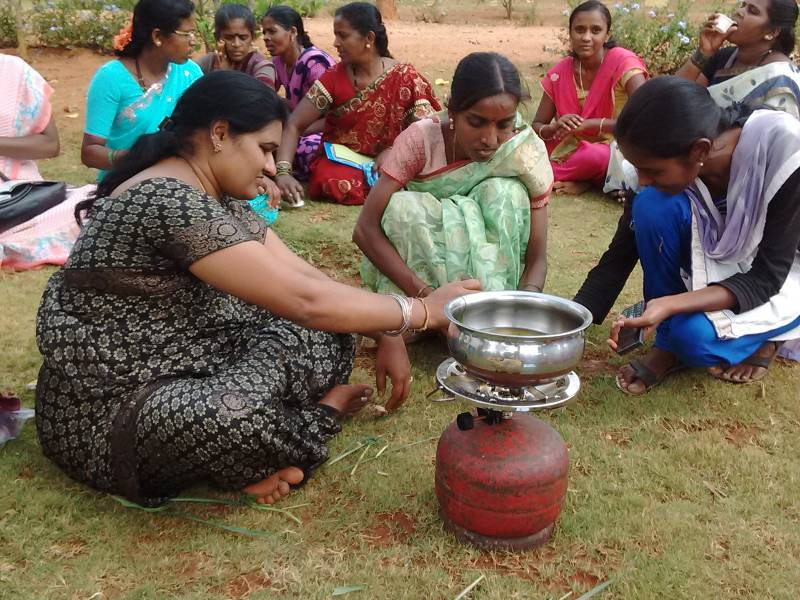 Herbal Garden Training, March 17th 2016 at FRLHT Campus, Bengaluru. Organised by SOCHARA, Facilitate