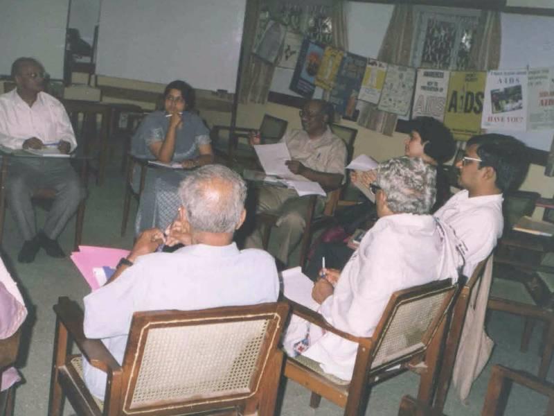 Malaria workshops