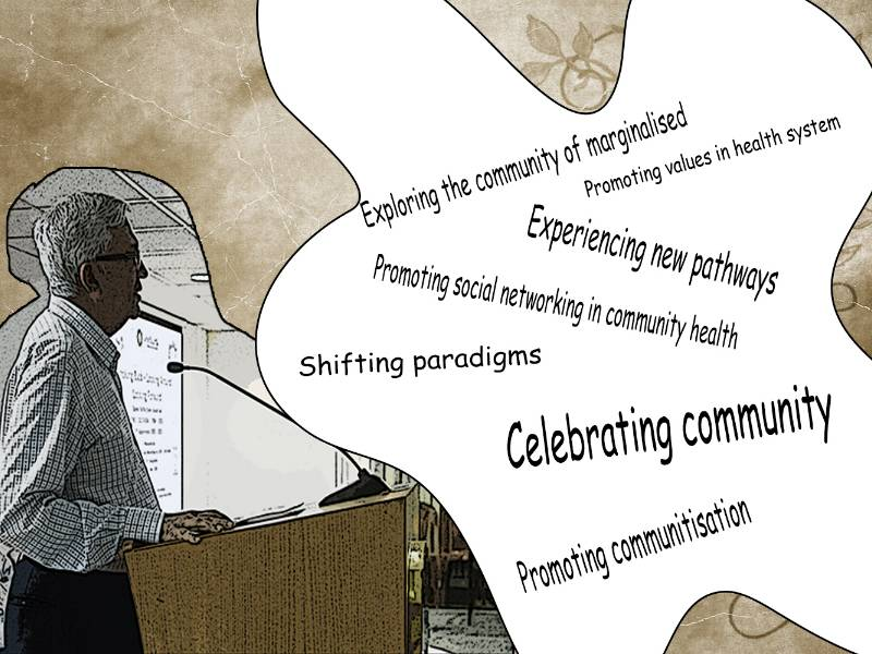Community Health Learning Programme Dissemination Meeting, 8th December 2015